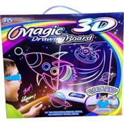 Планшет для рисования 3D Magic Drawing Board