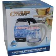 Чайник электрический City Up со светодиодной подсветкой воды