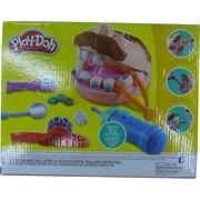 Игровой набор с пластилином Play-Doh Мистер Зубастик