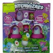 Хэтчималс набор игрушек и яиц Hatchwizard