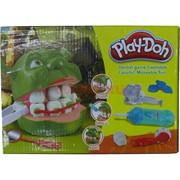Play-doh набор пластилина 5 банок для дантиста