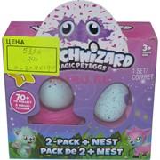 Hatchwizard Magic Peteggs 2 яйца + гнездо
