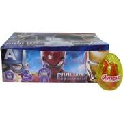 Трансформеры в яйце Avengers 12 шт/уп