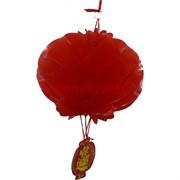 Подвеска «Лотос красный 15 см»