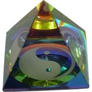 Пирамида Инь Ян 4 см