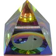 Пирамида Инь Ян 5 см