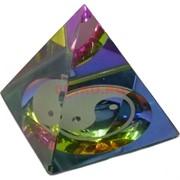 Пирамида Инь Ян 6 см