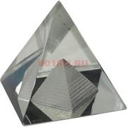 Пирамида Хеопса внутри пирамиды 4 см