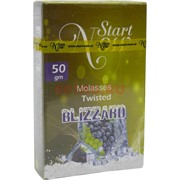 Start Now «Twisted Blizzard» 50 грамм табак для кальяна Старт Нау Иордания