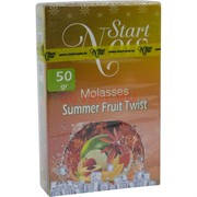Start Now «Summer Fruit Twist» 50 грамм табак для кальяна Старт Нау Иордания