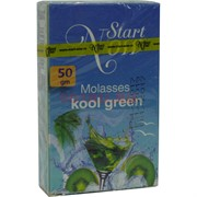 Start Now «Kool Green» 50 грамм табак для кальяна Старт Нау Иордания