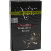 Start Now «Gentlemen's Smoke» 50 грамм табак для кальяна Старт Нау Иордания
