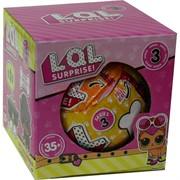 Кукла в шаре Лол Сюрпрайз (BB41) 3 сезон
