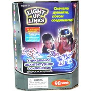 Светящийся конструктор Light Up Links на 98 деталей