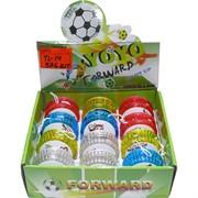 Йо-йо с футболом (YL-14) цена за 12 шт