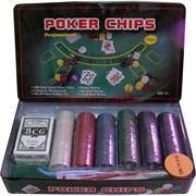 Набор для покера 300 фишек