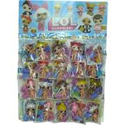 Набор кукол с одеждами LOL 20 шт/уп