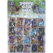 Игрушка на листе Poopy Dog Pals 20 шт