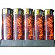 Зажигалка газовая Profit «огонь» 50 шт/уп