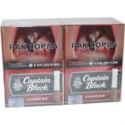 Сигариллы Captain Black «Cherise» 8 шт с мундштуком