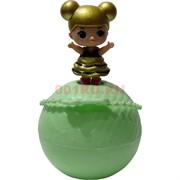 Лол Сюрпрайз кукла в шаре малая 7,5 см