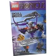 Конструктор Bionicle Skull Basher (710-3) на 74 детали