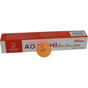 Мячики для настольного тенниса Ao Li Shi 40 мм 6 шт