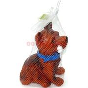 Собака резиновая игрушка пищащая