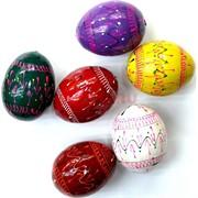 Яйца пасхальные (дерево)