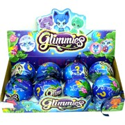 Игрушка Glimmies в шаре 8 шт