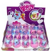 Игрушка в яйце «My Lovely Horse» 20 шт/уп