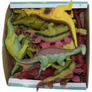 Игрушка Динозавр виды в ассортименте 18 шт/уп