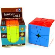 Игрушка головоломка №8860 кубик цветной