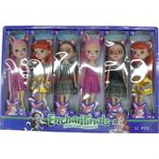 Кукла Enchantimals 12 шт/уп