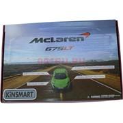 Kinsmart машинка McLaren 675 LT