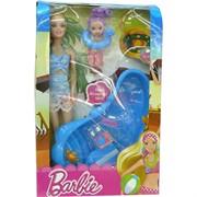 Кукла Барби с ванной