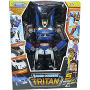 Tobot трансформер Tritan 5 моделей