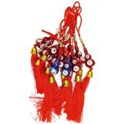 Подвеска «Тыквы разных цветов» 10 шт/уп