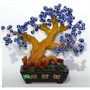 """Дерево """"сглаз"""" большое 27 см (HN-733)"""