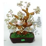 Дерево счастья с жемчугом 27 см (KL-116)