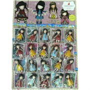Игрушки на листе куклы Горджусс 20 шт