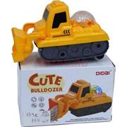 Машинка Cute Bulldoser 144 шт/кор