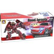 Машина трансформер робот Road Tyrants (899)