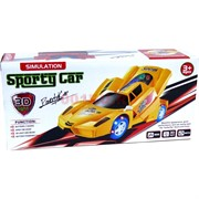 Машина гоночная со светом и музыкой Sporty Car