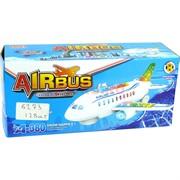 Игрушка Самолет Airbus A-380 со светом и звуком (6273)