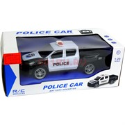 Машинка Police Car с пультом