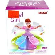 Кукла музыкальная Angel Girl (крутится, ездит)