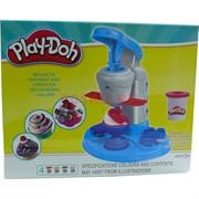 Набор пластилина (SM-05) с формами Play-Doh для мороженого