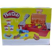 Набор пластилина (SM-06) с формами Play-Doh для бургеров