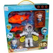 Октонавты набор игрушек (3322-3E)